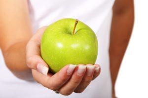 Kalorien eines Apfels