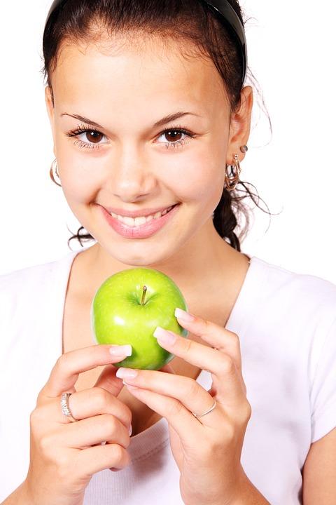 machen äpfel schlank