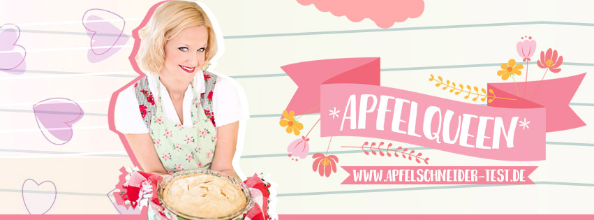 Apfelschneider Apfelqueen